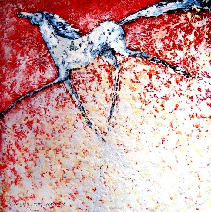Red Horse Flies