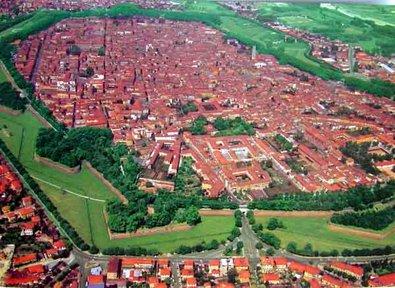 Lucca, la bella citta!