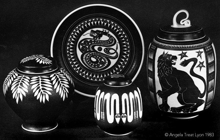 Multiple Pots 1983
