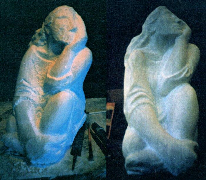 Carving Pikaki 2