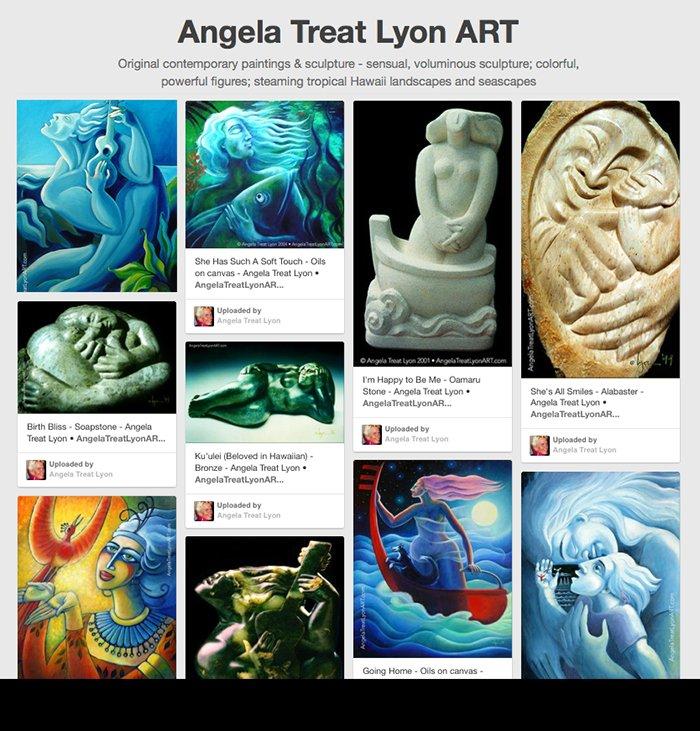 Art for Pinterest