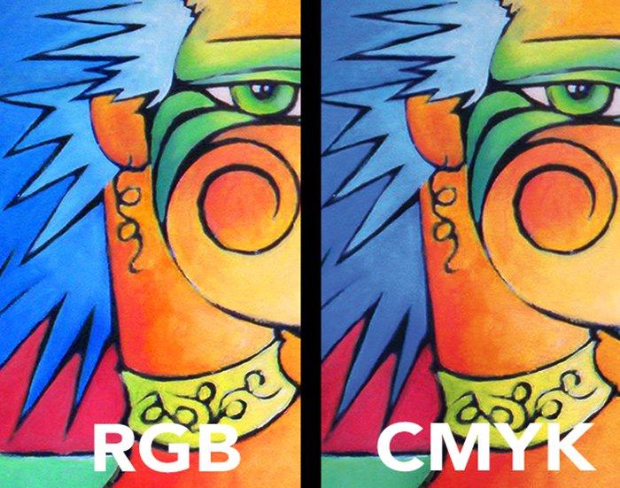 RGB or CMYK?
