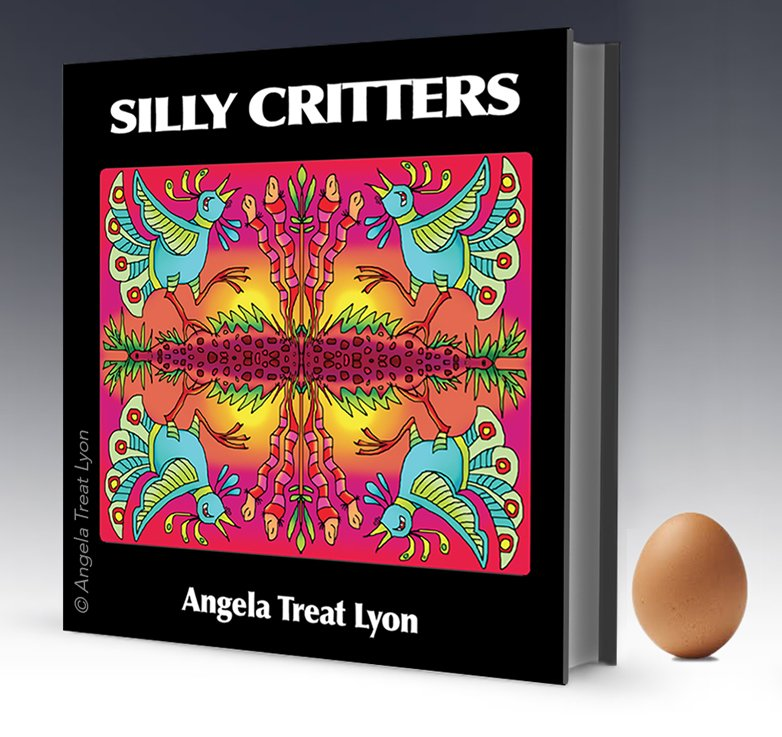 Silly Critters Art Book