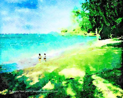Kailua Shadows