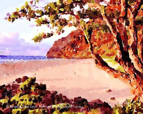 Polihale Tree