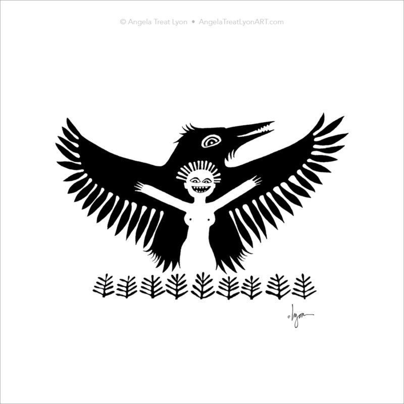 My Raven Dream