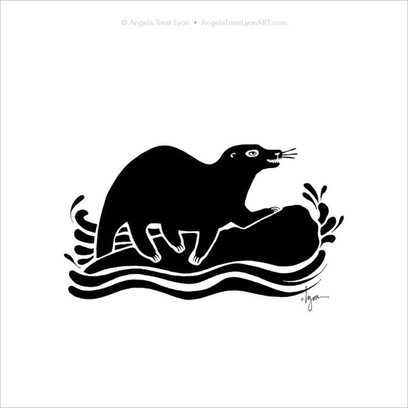 Rock Otter