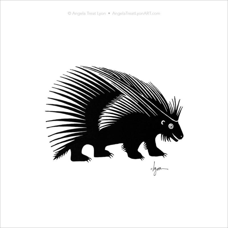 Porky Pine