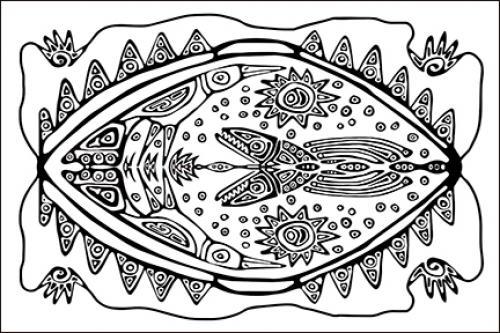 Fish and Bird